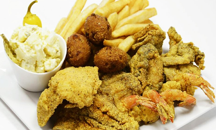 Family Fish Market - Inglewood: One or Three Vouchers for Seafood at Family Fish Market (40% Off)
