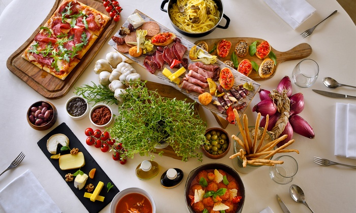 ItalianFriday Brunch with Drinks and Optional Pool Access for One or Two at The Kempinski Palm Jumeirah (Up to 35% Off)