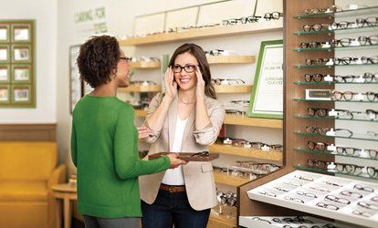 $40.50 for $225 Worth of Complete Pair of Prescription Glasses or Sunglasses at Pearle Vision