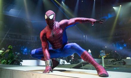 Marvel Universe LIVE! (January 10–13)