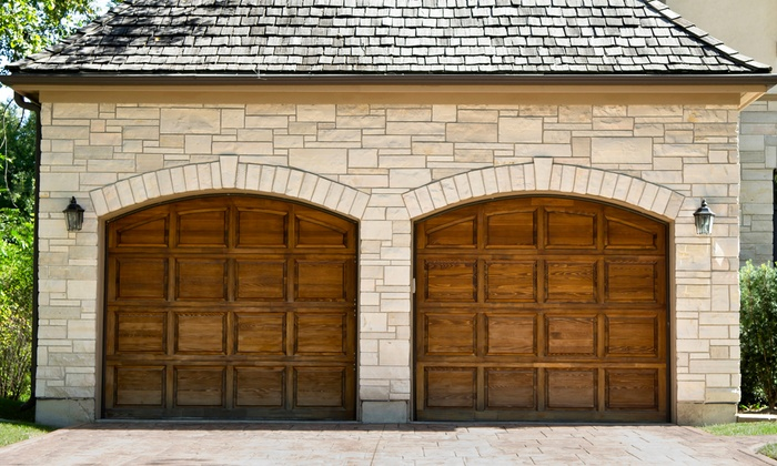 Alamo Door & Awning - Woodland West: $39 for a Garage-Door Tune-Up from Alamo Door & Awning ($125 Value)