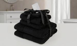 Pack de serviettes coton égyptien