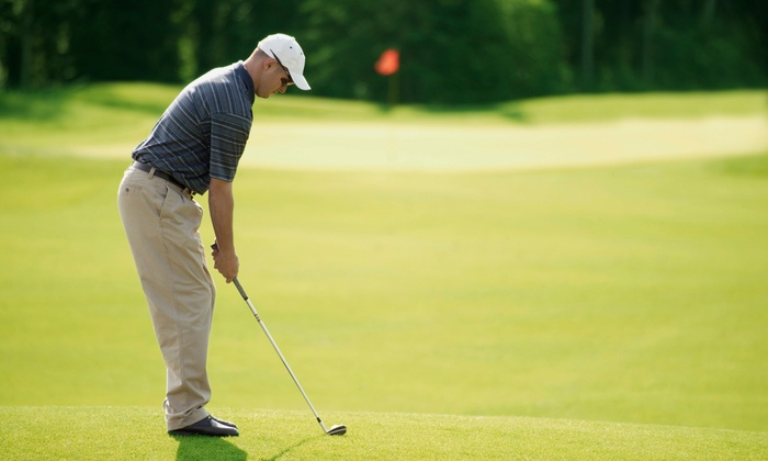 Red Wing Golf Club - Red Wing: 18-Hole Round of Golf for Two or Four Including Cart  Rental at Red Wing Golf Club (Up to 58% Off)