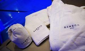 Bamboo Spa: Ingresso di 4 ore alla Spa anche con massaggio per una o 2 persone da Bamboo Spa (sconto fino a 25%)