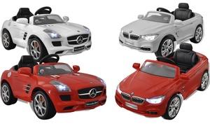 Macchina per bimbi Mercedes o BMW