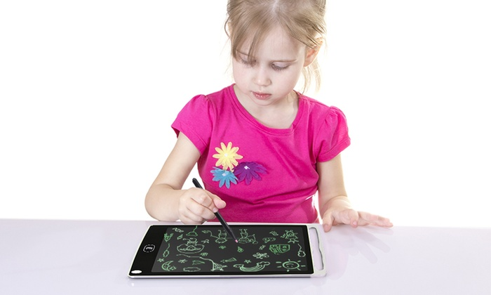 One or Two Electronic Writing Tablets with Stylus Pen from £9.95