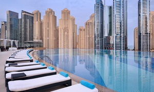 Mazina - The Address Dubai Marina: Breakfast Buffet and Optional Pool Access at Mazina - The Address Dubai Marina (Up to 66% Off)