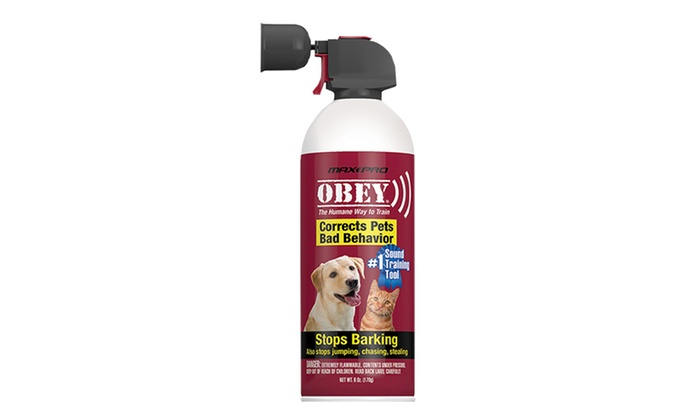 Obey Spray for Correcting Bad Pet Behavior (6 oz.): Obey Spray for ...