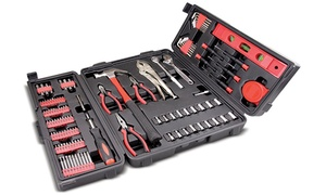 123 Piece Tool Set with Case