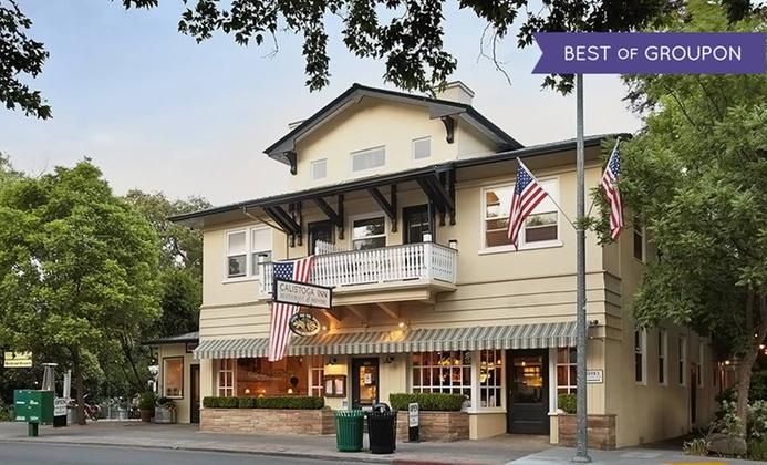 Napa Valley Inn with Beer & Wine Tastings