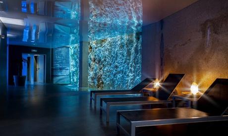 Balneario de aguas termales con opción a masaje y buffet para 2 desde 24,95 € en Balneario Alhama de Aragón