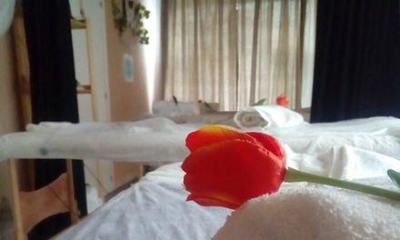 Masaje relajante para 1 persona o en pareja con exfoliación y envoltura desde 29,95 € en Serenity Home