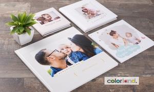 Colorland: Od 44,99 zł: fotoalbum premium lub fotoksiążka laminowana z Twoimi zdjęciami na Colorland.pl (do -78%)