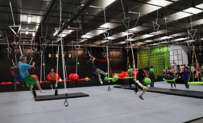 Image Placeholder For Up To 50 Off Ninja Classes At Warrior Challenge Arena