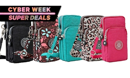 Women's Mobile Phone Bag: One ($11) or Two ($17)