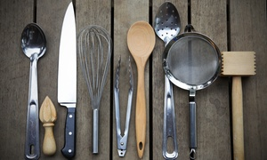 Chef Central - The Culinary Superstore: Kitchen Supplies at Chef Central - The Culinary Superstore (Up to 39% Off). Two Options Available.