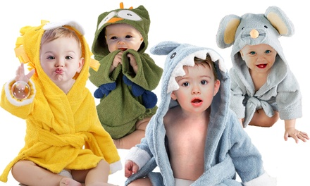 Baby Cotton Bathrobe from £9.99