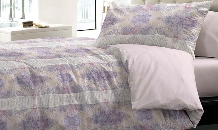 Trapunta, set lenzuola o set letto