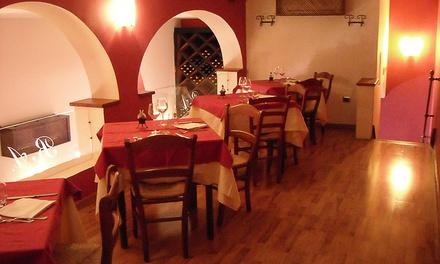 Pizze à la carte e birre a Castel dell'Ovo