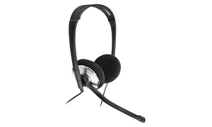 Plantronics Audio 478 Stereo USB Wired Headset (Refurbished)
