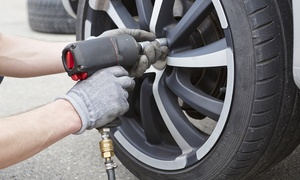 RightFit Autocentres: Wheel Alignment Package at RightFit Autocentres