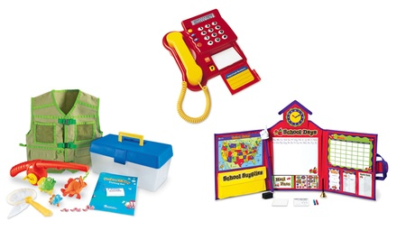 Learning Resources Pretend & Play Sets 31a6b242-afff-11e6-8a43-00259069d868