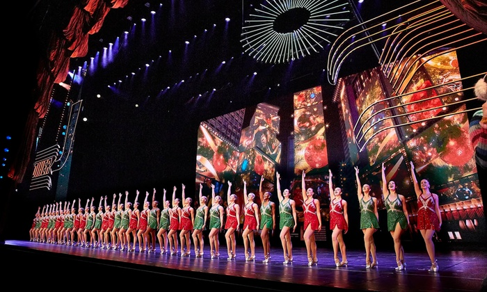 Groupon Radio City Christmas Spectacular 2020 Radio City Rockettes   Christmas Spectacular Starring the Radio