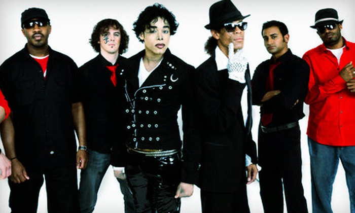 "Who's Bad ""The Ultimate Michael Jackson Tribute Band"" - House of Blues New Orleans: $12 to Who's Bad: The Ultimate Michael Jackson Tribute Band at House of Blues New Orleans on April 6 (Up to $24 Value)"