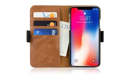 Apachie iPhone Wallet Case