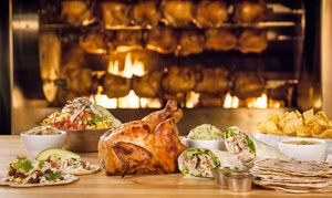 Mighty Bird: Rotisserie Chicken Meals at Mighty Bird (Up to 37% Off). Two Options Available.