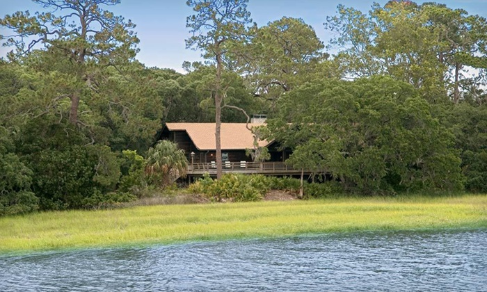 The Lodge on Little St. Simons Island - St. Simons: Two- or Three-Night Stay for Two with Daily Meals at The Lodge on Little St. Simons Island in St. Simons Island, GA