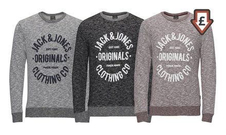 Jack & Jones Men's Sweatshirt for £24.95