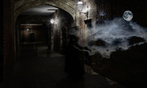 Ghosts Unlimited: Paranormal Ghost Tour for One or Two with Ghosts Unlimited (55% Off)