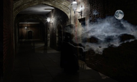 Paranormal Ghost Tour for One or Two with Ghosts Unlimited