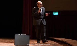 Calafiori Produções: Show do sr. Barriga – Teatro da Caesb: ingresso para dia 29 ou 30/04