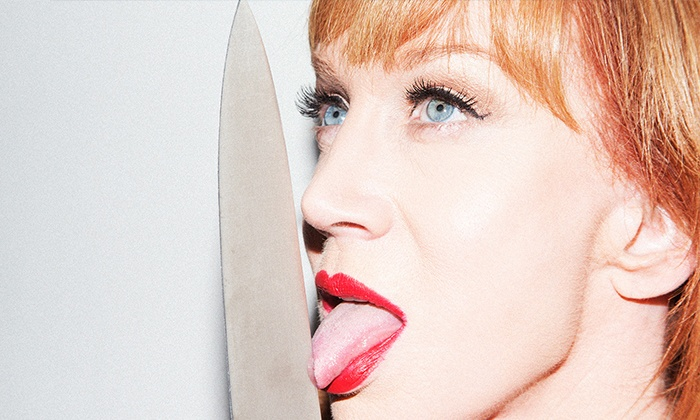 Kathy Griffin - The Grand Theater at Foxwoods Resort Casino: Kathy Griffin on Friday, March 11, at 9 p.m.