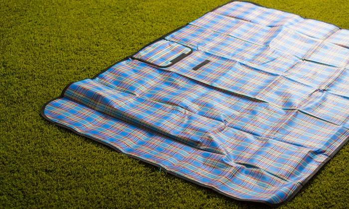 Manta de picnic impermeable groupon goods - Manta de picnic ...