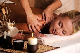 The Healing Station: Massage with Reflexology or Deep Tissue or Swedish Massage at The Healing Station (Up to 52% Off)