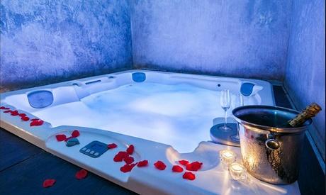 Mérida: 1 o 2 noches para 2 con spa y decoración romántica el Hotel & Boutique Spa Adealba 4*