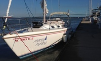 Charleston Sailboat Charters