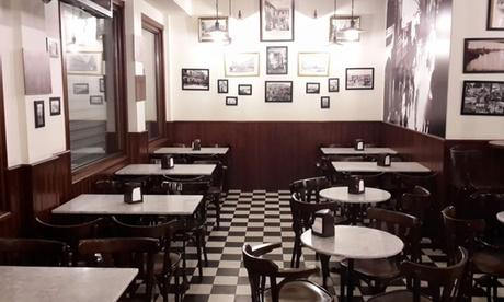 Menú fusión para 2 o 4 personas con entrante, principal, bebida y postre desde 19,90 € en Bordha