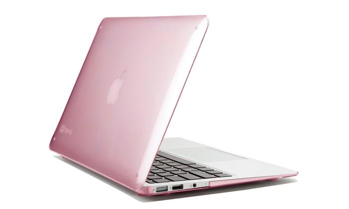 """Speck MacBook Air 11/"""" Case SeeThru Cover Purple New in box"""