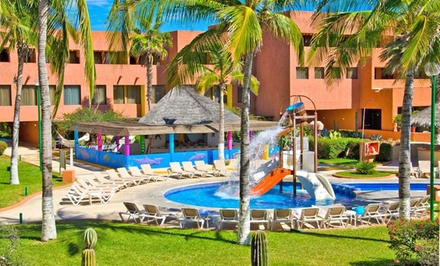 ✈ 6-Night All-Inclusive Holiday Inn Los Cabos Stay w/ Airfare. Incl. Taxes & Fees. Price/Person Based on Dble Occupancy.