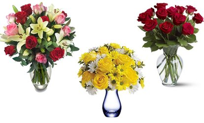 image for £30 or £50 to Spend on Flowers and Gifts at Flowers Delivery 4 U (50% Off)