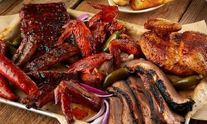 Bone Daddy's: Barbecue for Lunch or Dinner at Bone Daddy's in Webster (Up to 53% Off)