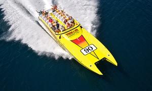 Speedboat Tours From Thriller Miami Speedboat Adventures