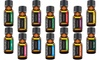 Therapeutic-Grade Aromatherapy Essential Oil Sets (6- or 14-Piece)