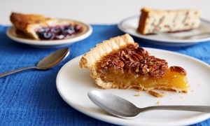 Up to 44% Off Pie, Pastries, and Drinks at JudyPie at JudyPie, plus 9.0% Cash Back from Ebates.
