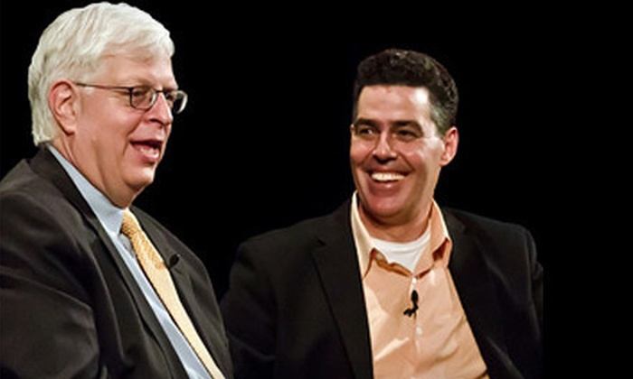 Adam Carolla and Dennis Prager  - Downtown Dallas: $23 to See Adam Carolla and Dennis Prager at the Majestic Theatre Dallas on September 13 at 8 p.m. (Up to $46.50 Value)