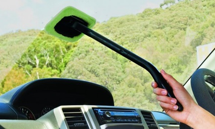 Windshield Wonder Interior Cleaning Wiper